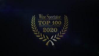 Wine Spectator har utsett årets bästa viner 2020!