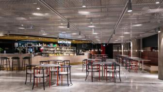 Specialritade stolar i nytt kulturcafé på Kulturhuset i Stockholm