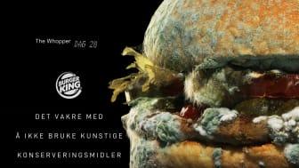 Burger King viser at mugg også kan være vakkert