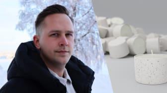 Axel Häger, vd och grundare Jord Innovation AB