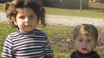Till flyktingbarnen i flyktingläger