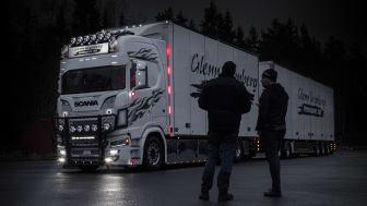 Stort engagemang från lastbilschaufförer i kampanjen #keeponrolling2020