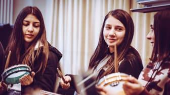 DEIN MÜNCHEN Jazz-Workshop mit Stephanie Lottermoser, Harald Rüschenbaum, dem Landesjugendjazzorchester und Thomas Koenen (because.wir.tun.was)