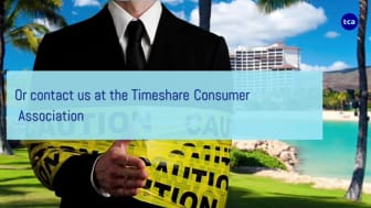 What timeshare promised, vs what it delivered