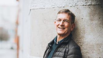 Sveriges mest uppskattade Vinterpratare kommer med ny bok hösten 2019