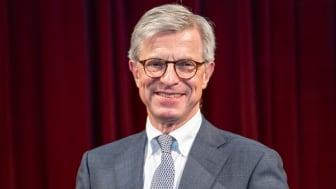 Hans Stråberg, ordförande i Atlas Copco, noterade bolag