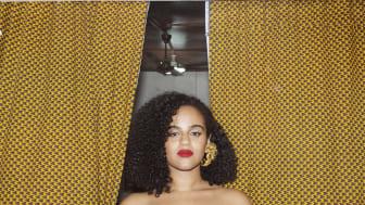 Om bara tre veckor öppnar Seinabo Sey den första av totalt fyra konserter för Ms. Lauryn Hill i USA. Foto: Märta Thisner