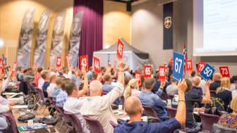 BFO gjennomfører Kongress 3. - 5. november 2020. Foto: Lars-Andreas Irgens / BFO
