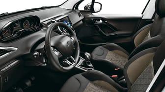 Peugeot 208 Envy - interiör