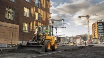 Ny planeringsskopa optimerad för Volvos kompakta hjullastare