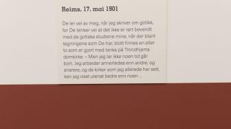 Gustav Vigeland - Sidesprang fra gotikken
