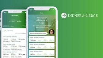 Smart Refill släpper ny app åt Didner & Gerge