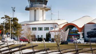 Flyget ökar tillgängligheten till och från Gotland