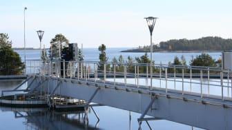 Goodtech bygger ut vattenreningen för Södra Cell Värö i Sverige