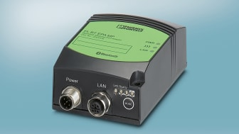 Bluetooth Wireless Module for Control Data Communication