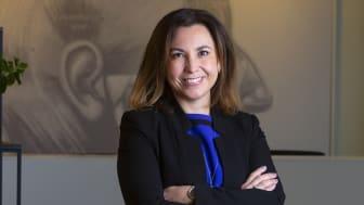 På ASCO 2019 i Chicago presenterar Amgen data från den största onkologi-pipeline bolaget någonsin haft. Sandra Eketorp Sylvan, medicinsk rådgivare och specialist inom onkologi, är en av dem som representerar Amgen Sverige på mötet. FOTO: Björn Leijon