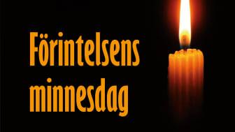 Inbjudan till pressträff inför Förintelsens minnesdag