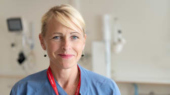 Karin Hildebrand, intensivvårdsläkare, utses till Årets svensk 2020 av nyhetsmagasinet Fokus