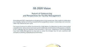 ISS publicerar ny white book om framtidens outsourcing och facility management: 2020 Vision - Future of Outsourcing and Perspectives for Facility Management
