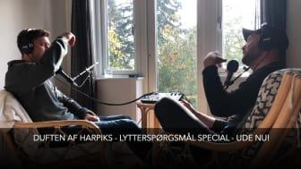 Duften af Harpiks podcastudsendelse