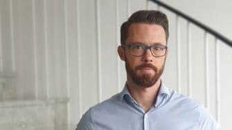 Adam Adielsson, projektchef