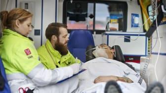 Danske ambulancer får globalt kvalitetsstempel