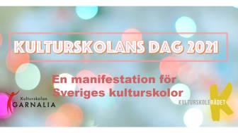 Kulturskolans dag visar att kulturskolan i Lindesberg finns, kan och behövs