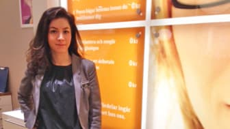 Shiva från Göteborg hjälper fattiga i Peru att se bättre