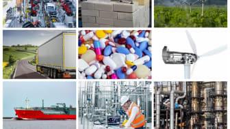 Ny sektion på vores website: Brancher