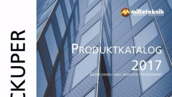 Milleteknik produktkatalog 2017