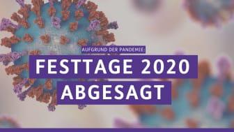 Hephata-Festtage 2020 sowie alle Veranstaltungen bis Ende Mai abgesagt