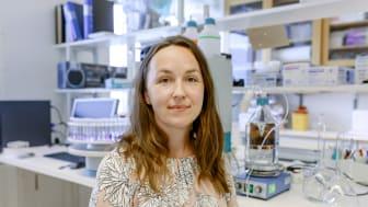Anna Oudin, forskare i yrkes- och miljömedicin vid Umeå universitet. Foto: Mattias Pettersson.
