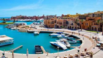 Egypten ger flest soltimmar i jul