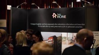 I am Home ingår partnerskap med Business Arena Stockholm