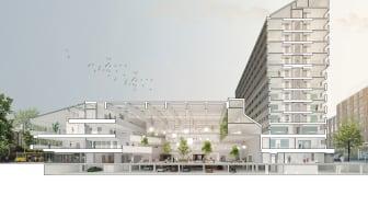Nya Quality Hotel i Malmö har fått sig ett namn.