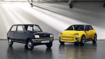 Renault 5 bliver helt elektrisk