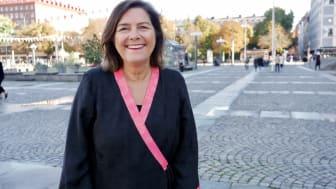Ingela Holmertz, Generalsekreterare RFSU