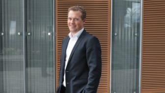 Børge Leknes, CEO i Hudya Group