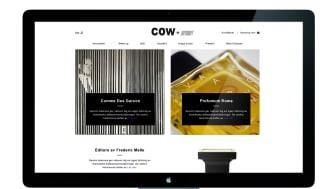 COW öppnar nätbutik med parfymören i fokus