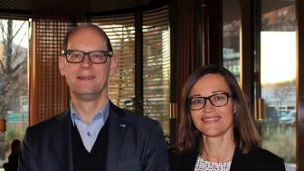 Göran Havert, Johanneberg Science Park och Theresa Larsen, Göteborgsregionens kommunalförbund