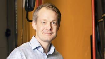 """Swecons vd Joakim Arndorw: """"Vi har en oerhört spännande resa framför oss"""""""