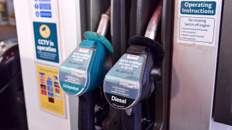 October sees biggest petrol price rise at UK forecourts in three and a half years