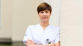 Sofia Rydgren Stale, ordförande Sveriges läkarförbund