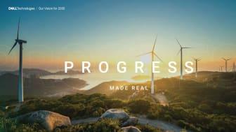 Dell Technologies presenterar hållbarhetsmål för 2030