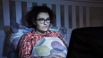LED-Licht kann den Schlaf stören: Abendrot ist besser