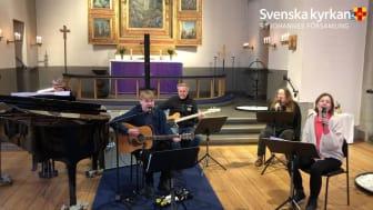 Sång Ofrivillig pilgrim