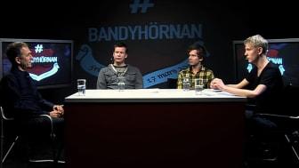 FanTV:s Bandyhörnan går in på säsong två, i samarbete med Svenska Spel.