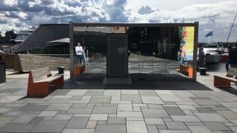 I dag åpner Norges første spesialforretning for snus, på Aker Brygge i Oslo.
