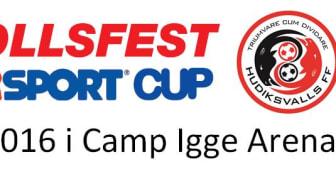 Dags för INTERSPORT CUP 15-17 januari 2016 i Camp Igge Arena!