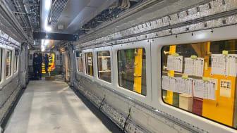 London Northwestern Railway - Class 730 Interior - Bombardier production line